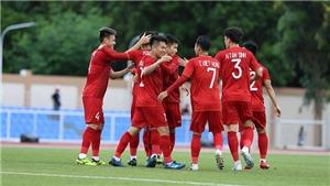 ĐIỂM NHẤN U22 Việt Nam 6-0 U22 Brunei: Đức Chinh, Việt Hưng tỏa sáng. U22 Việt Nam thắng nhàn như 'đá tập'