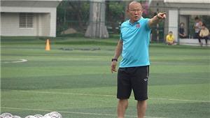U22 Việt Nam vs U22 Singapore: Ông Park nhắm 2 mục tiêu và chắc chắn sẽ đạt được
