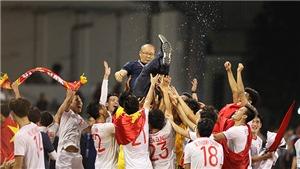Bóng đá hôm nay 18/12: HLV Park Hang Seo được tôn vinh ở Hàn Quốc. U23 Việt Nam bị cầm hòa
