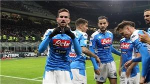 Inter 0-1 Napoli: Dứt điểm siêu tệ, Inter Milan nếm trái đắng trên sân nhà