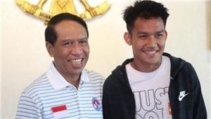 Sao trẻ Indonesia sang châu Âu, có nguy cơ đi vào 'vết xe đổ' của Công Phượng