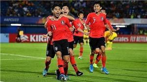 Cục diện bảng C U23 Châu Á: Hàn Quốc đi tiếp, Iran và Uzbekistan tranh vé còn lại