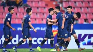 Thái Lan vào tứ kết U23 Châu Á: Chủ nhà mạnh cỡ nào?