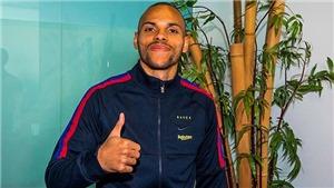 Barca chiêu mộ thành công tiền đạo thay Dembele, bị Leganes chỉ trích kịch liệt