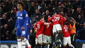 ĐIỂM NHẤN Chelsea 0-2 MU: Khốc liệt cuộc đua dự cúp C1. Bruno Fernandes đáng tiền