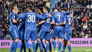 SPAL 1-2 Juventus: Ronaldo lập kỷ lục đặc biệt, Juve tiếp tục dẫn đầu Serie A