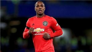 MU chờ chốt thời gian Ngoại hạng Anh tái đấu để giữ chân Ighalo