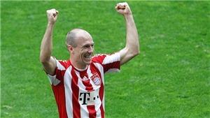 NÓNG: Arjen Robben chuẩn bị tái xuất sau gần 1 năm giải nghệ