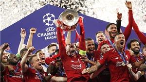 Top 10 CLB giá trị nhất Châu Âu: Real vẫn là số 1, Liverpool lên thứ 5