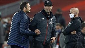 Lampard: 'Liverpool ăn mừng quá ngạo mạn. Top 4 trong tầm tay Chelsea'
