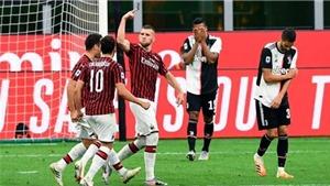 Điểm nhấn Milan 4-2 Juventus: 'Cái tát' cần thiết cho Scudetto