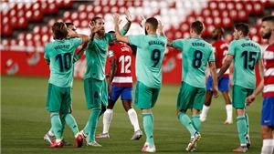 Granada 1-2 Real Madrid: Zidane cầm chắc cúp vô địch Liga
