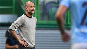 Điểm nhấn Man City 1-3 Lyon: Guardiola sai lầm. Sterling vô duyên. Man City cần tái thiết