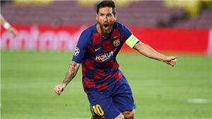 ĐIỂM NHẤN Barcelona 3-1 Napoli: Messi tuyệt hảo. Hàng thủ Barca vẫn mong manh