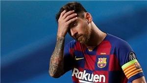 Leo Messi không đáng nhận kết cục thế này