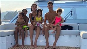 Ronaldo tậu du thuyền mới mừng Scudetto cùng Juventus