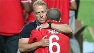 Thiago Alcantara rời Bayern hay đi đâu sau chức vô địch châu Âu?