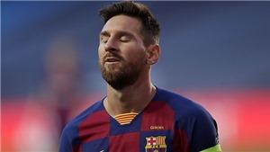 Messi đòi rời Barca, bạn thân im lặng, chỉ 2 người lên tiếng khuyên nhủ