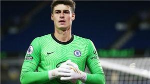 Chelsea: Kepa lại hứng 'bão' chỉ trích vì để thua ngớ ngẩn từ ngoài vòng cấm