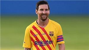 Bóng đá hôm nay 28/12: Messi tiết lộ bến đỗ mới. Chelsea chọn HLV mới thay Lampard