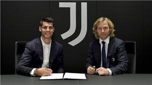 Chuyển nhượng 23/9: Juventus chính thức có Morata. Liverpool sắp có tân binh thứ 3