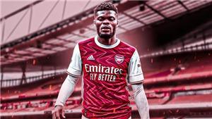 Arsenal chính thức chiêu mộ 'máy quét' Thomas Partey vào giờ chót