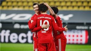 Dortmund 2-3 Bayern Munich: Lewandowski tỏa sáng, Bayern xây chắc ngôi đầu
