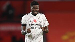 Arsenal lột xác nhờ Thomas Partey: Cuối cùng, Pháo Thủ đã tìm thấy 'Vieira mới'