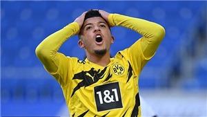Báo Đức chỉ trích Sancho đang đá kém ở Dortmund để được tới MU