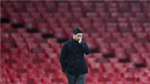 Arsenal đại khủng hoảng: Chuyện gì đang xảy ra?