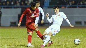 ĐIỂM NHẤN ĐT Việt Nam 3-2 U22 Việt Nam: Điểm sáng Văn Triền, Văn Quyết. Ông Park phải chờ thêm