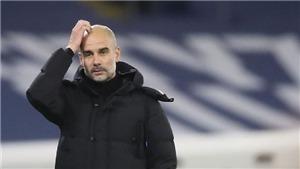 Vì sao Man City chật vật trong việc ghi bàn?