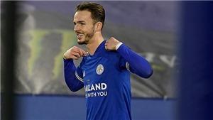 Ngôi sao của Leicester 'móc máy' MU và Man City trong cuộc đua vô địch