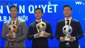 Văn Quyết giành Quả bóng vàng Việt Nam: Xứng đáng hay không xứng đáng?