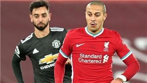 Thiago Alcantara khiến Liverpool thay đổi theo chiều hướng.... tệ hơn