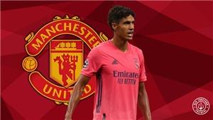MU đạt thỏa thuận với Real về Varane, sẽ thông báo trong vài giờ tới