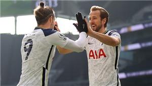 Tottenham 4-0 Burnley: Gareth Bale tỏa sáng, Mourinho tạm thời được 'cứu'
