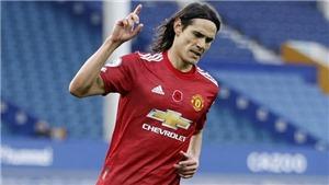 Tin bóng đá MU 10/3: Chia tay Cavani. Gặp khó với Bruno Fernandes