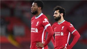 ĐIỂM NHẤN Liverpool 0-2 Everton: Hết hi vọng vô địch. Tan nát vì chấn thương