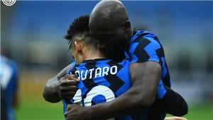 Milan 0-3 Inter: Martinez và Lukaku rực sáng, Inter củng cố ngôi đầu Serie A