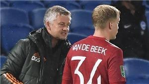 MU: Van de Beek đã hết kiên nhẫn và muốn ra đi