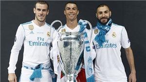 Real Madrid: Không Mbappe, không Haaland, Zidane tái hợp bộ ba BBC
