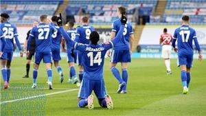 Leicester 3-1 MU: Iheanacho rực sáng, Fred tội đồ, MU bị loại khỏi cúp FA