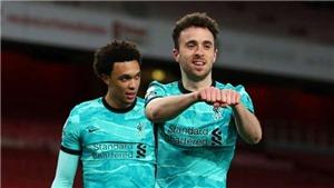 Liverpool trở lại nhờ 'nhân tố X' Diogo Jota