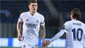 Trực tiếp Real Madrid vs Liverpool: Mối hiểm họa từ 'bộ ba thần thánh'