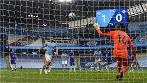 Man City 1-2 Chelsea: Đá panenka siêu tệ hại,  Aguero muối mặt xin lỗi
