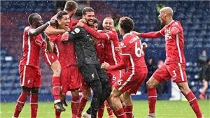West Brom 1-2 Liverpool: Alisson lên ghi bàn phút cuối, Liverpool nuôi hi vọng Top 4