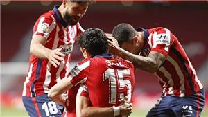 Cuộc đua vô địch Liga: Atletico tự quyết ngôi 'Vua', Barcelona hết hi vọng