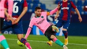 Cuộc đua vô địch Liga: Barcelona đang tuyệt vọng, Real và Atletico đua song mã