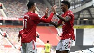 Bóng đá hôm nay 19/4: MU quyết dự Super League. Man City nhận 'hung tin'